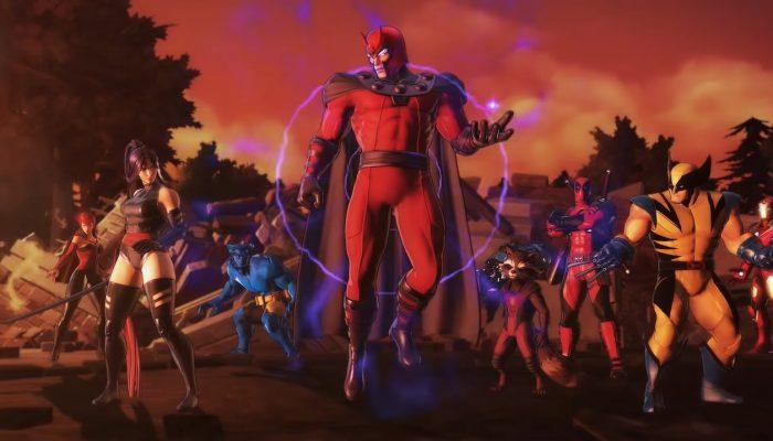 Marvel Ultimate Alliance 3: The Black Order – X-Men Trailer