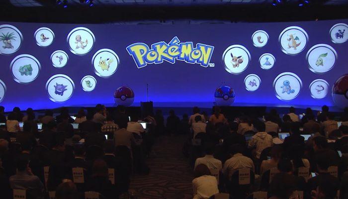 Pokémon: 'De grandes nouvelles pour Pokémon, en direct de Tokyo'