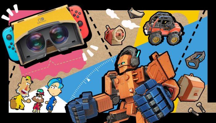 """Nintendo Labo: Smash Kit"" Exclusive Spirit Event in Super Smash Bros. Ultimate"