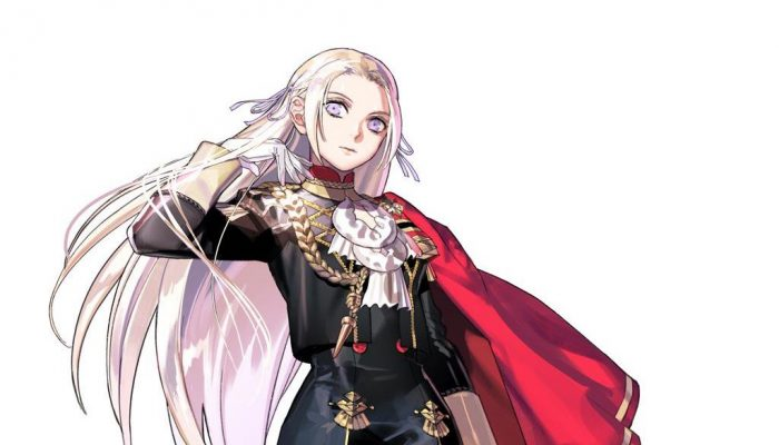 Meet Edelgard in Fire Emblem Three Houses