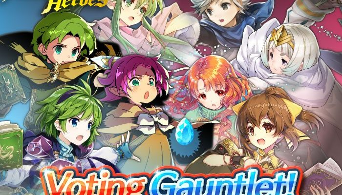 Children's Day Voting Gauntlet in Fire Emblem Heroes