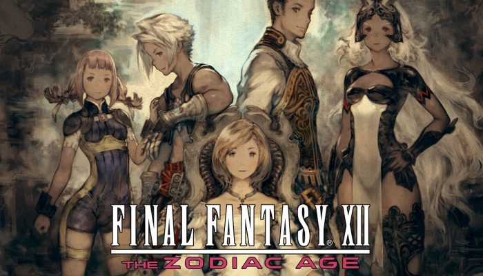 Final Fantasy XII The Zodiac Age out now on Nintendo Switch