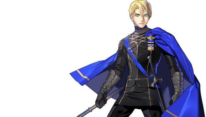 Meet Dimitri in Fire Emblem Three Houses