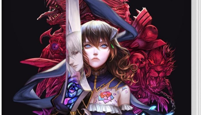 Bloodstained Ritual of the Night launches June 25 on Nintendo Switch