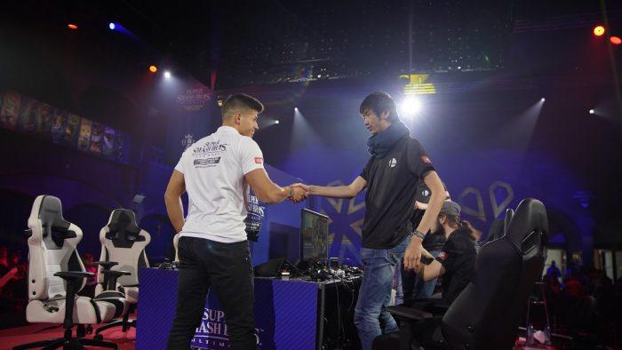Super Smash Bros Ultimate European Smash Ball Team Cup 2019