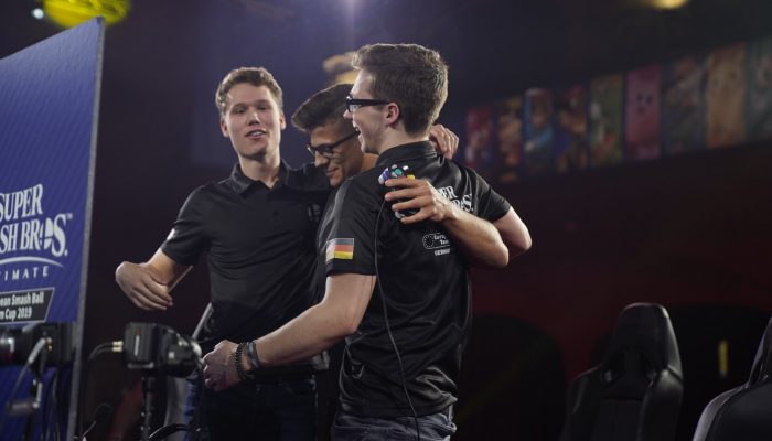 Germany wins the Super Smash Bros. Ultimate European Smash Ball Team Cup 2019