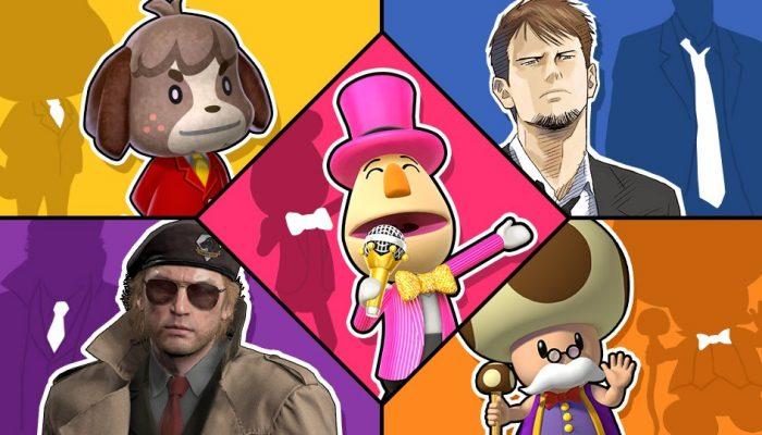 """Suit Up!"" Spirit Event in Super Smash Bros. Ultimate"