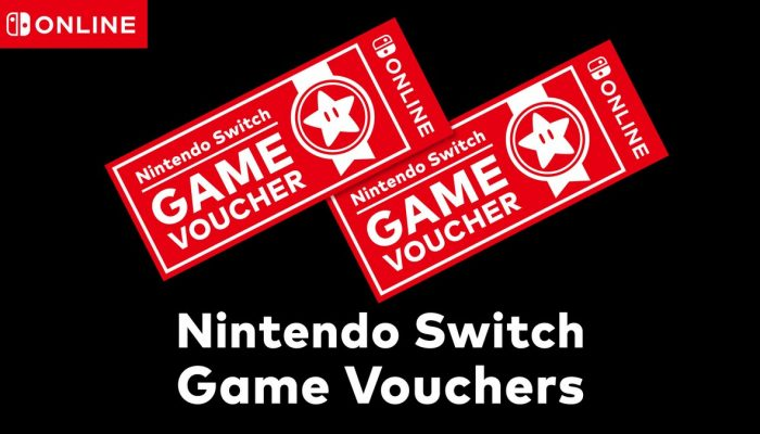 Introducing Nintendo Switch Game Vouchers for paid Nintendo Switch Online members