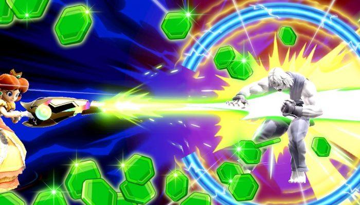 """Spirit Shield Slowdown"" Spirit Event in Super Smash Bros. Ultimate"