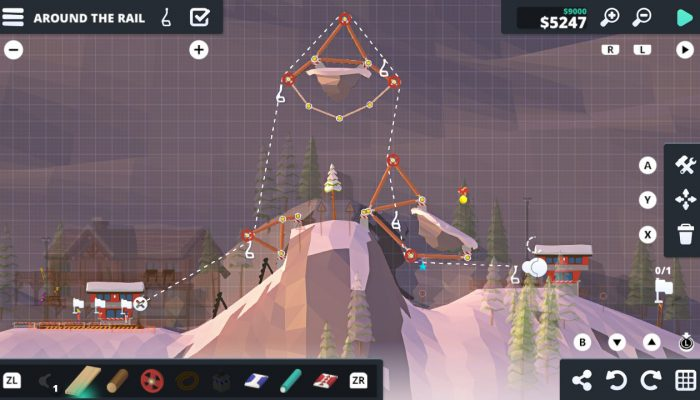 Motion controls and first-person mode added to When Ski Lifts Go Wrong on Nintendo Switch