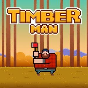 Nintendo eShop Downloads Europe Timberman