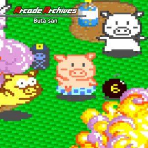 Nintendo eShop Downloads Europe Arcade Archives Buta san