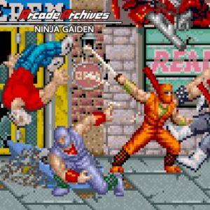 Nintendo eShop Downloads Europe Arcade Archives Ninja Gaiden