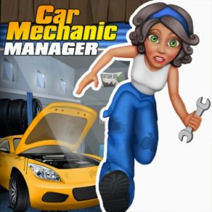 Nintendo eShop Downloads Europe Car Mechanic Manager