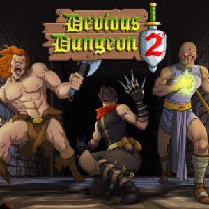 Nintendo eShop Downloads Europe Devious Dungeon 2