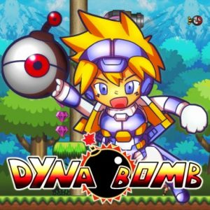 Nintendo eShop Downloads Europe Dyna Bomb