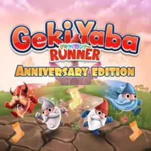 Nintendo eShop Downloads Europe Geki Yaba Runner Anniversary Edition