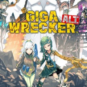 Nintendo eShop Downloads Europe Giga Wrecker Alt
