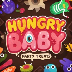 Nintendo eShop Downloads Europe Hungry Baby Party Treats