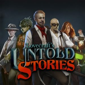 Nintendo eShop Downloads Europe Lovecraft's Untold Stories