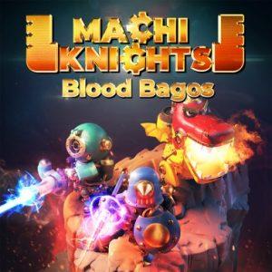 Nintendo eShop Downloads Europe MachiKnights Blood bagos
