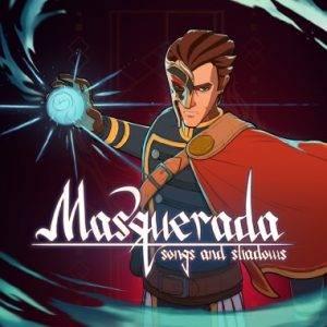 Nintendo eShop Downloads Europe Masquerada Songs and Shadows