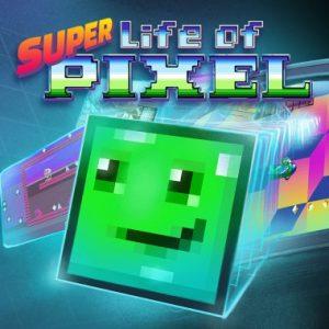 Nintendo eShop Downloads Europe Super Life of Pixel