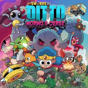 Nintendo eShop Downloads Europe The Swords of Ditto Mormo's Curse