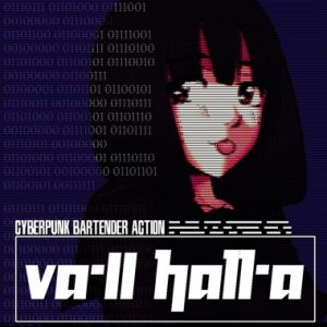 Nintendo eShop Downloads Europe VA-11 Hall-A Cyberpunk Bartender Action