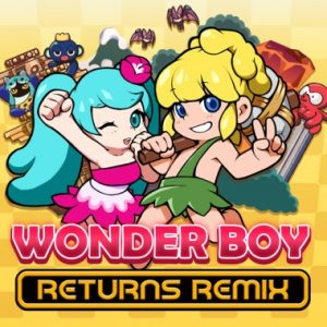 Nintendo eShop Downloads Europe Wonder Boy Returns Remix