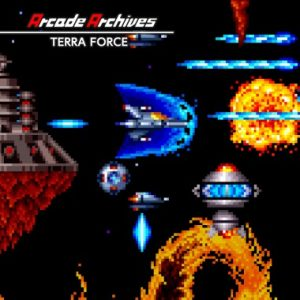 Nintendo eShop Downloads Europe Arcade Archives Terra Force