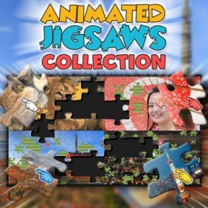 Nintendo eShop Downloads Europe Animated Jigsaws Collection