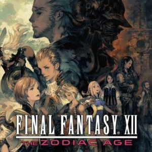 Nintendo eShop Downloads Europe Final Fantasy XII The Zodiac Age