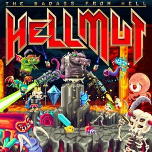 Nintendo eShop Downloads Europe Hellmut The Badass from Hell