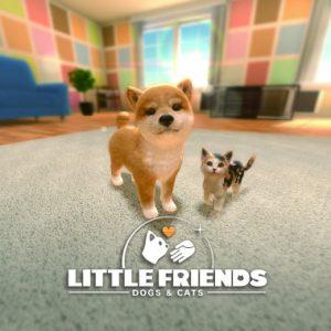 Nintendo eShop Downloads Europe Little Friends Dogs & Cats
