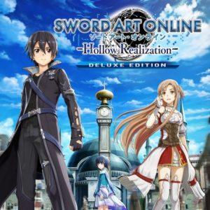 Nintendo eShop Downloads Europe Sword Art Online Hollow Realization Deluxe Edition