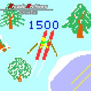 Nintendo eShop Downloads Europe Arcade Archives Alpine Ski