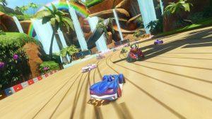 Nintendo eShop Downloads North America Team Sonic Racing