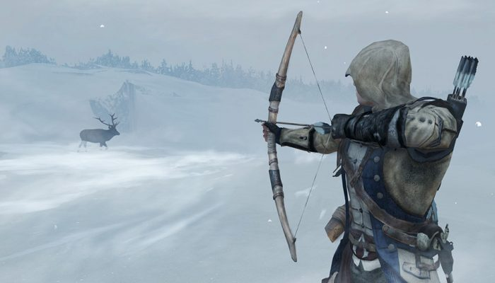Ubisoft: 'Assassin's Creed III Remastered Out Now on Nintendo Switch'