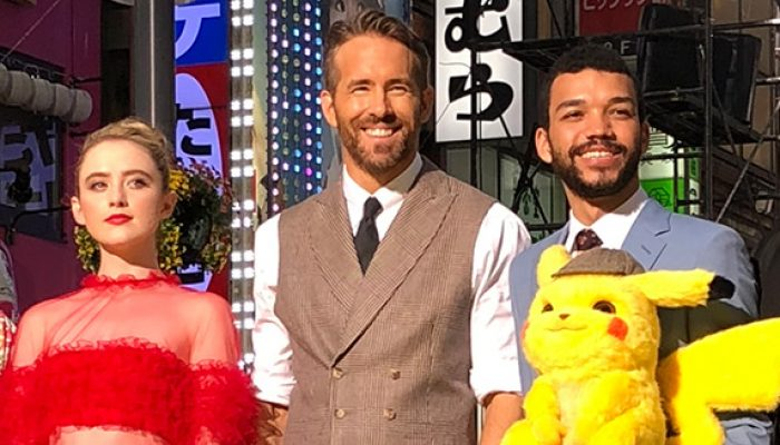 Pokémon: 'Seeing Stars at the Pokémon Detective Pikachu Premiere'