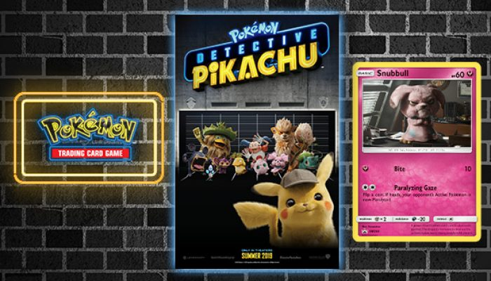 Pokémon: 'Get a Pokémon TCG: Detective Pikachu Promo Card at GameStop'