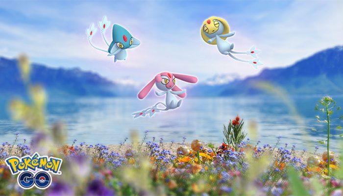 Pokémon: 'Tips to Catch Uxie, Mesprit, or Azelf in Pokémon Go Raid Battles'