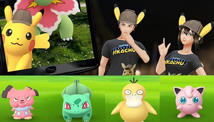 Pokémon: 'Detective Pikachu Sleuths into Pokémon Go'