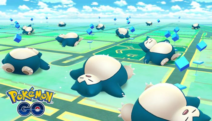 Pokémon: 'Sleeping Snorlax That Know the Move Yawn Are Appearing in Pokémon Go'