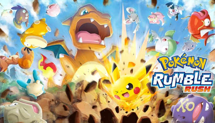 Pokémon: 'Pokémon Rumble Rush Arrives Soon on Mobile'