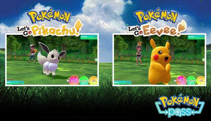 Pokémon: 'Get Shiny Pikachu and Shiny Eevee at Target'