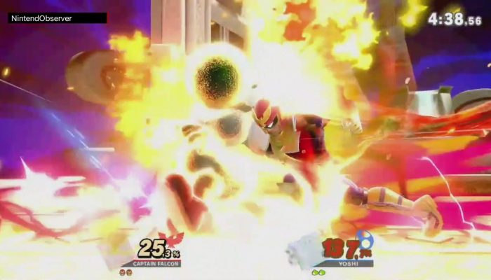 Super Smash Bros. Ultimate, Chikara VIP Épisode 3 : Le Yoshi s'envole, le Yoshi décolle.
