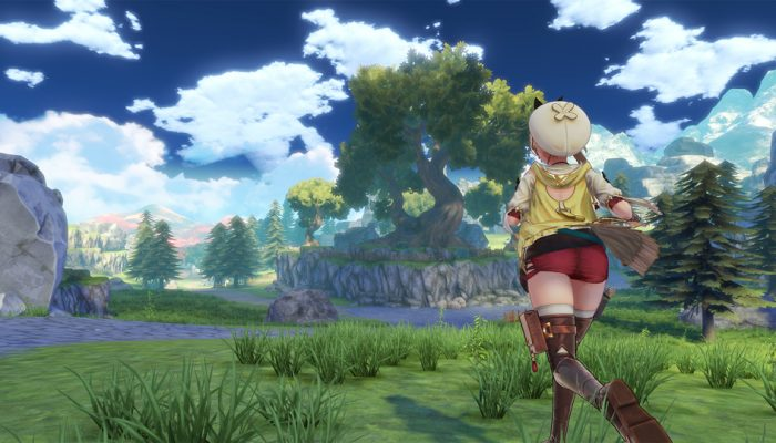 Atelier Ryza – Japanese Reveal Art and Screenshots