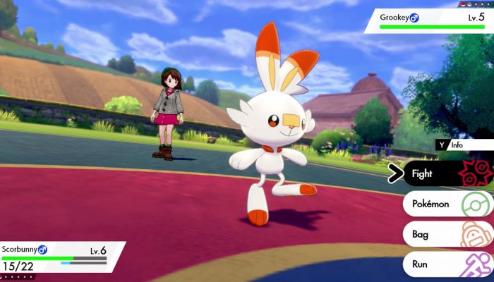 Pokémon Sword & Shield: 'Scorbunny'
