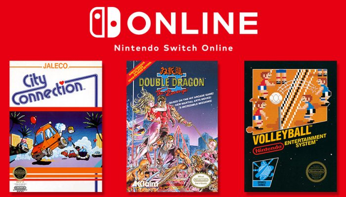 NoA: 'Three NES games drive, spike and jump-kick their way to Nintendo Switch Online in June'